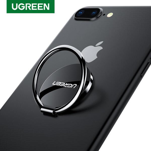 Giá Đỡ Điện Thoại Dạng Nhẫn Hình Ngón Tay UGREEN, Giá Đỡ Điện Thoại Di Động 360 Độ Để Bàn Dành Cho iPhone Samsung S8 Giá Đỡ Điện Thoại Di Động Phổ Thông