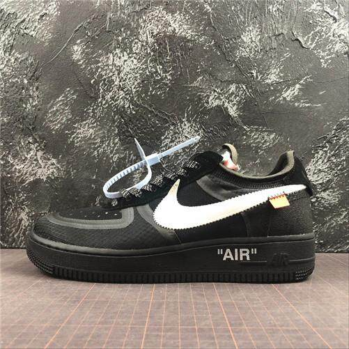4aaa01e16e6a Nike Official Men s Sports Sneakers Shoes Discounted Air Force 1 Low x Off  White Size