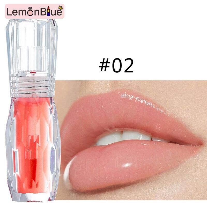 Lemonblue 1 Pcs ลิปสติกเหลวริมฝีปากอวบ Lipgloss Menthol น้ำมันปรับแต่งริมฝีปาก By Lemonblue.