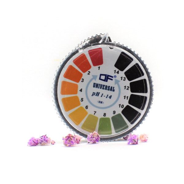 RCYAGO PH Paper 01~14 Disc DF Paper PH 1-14 PH Paper Tester For Water