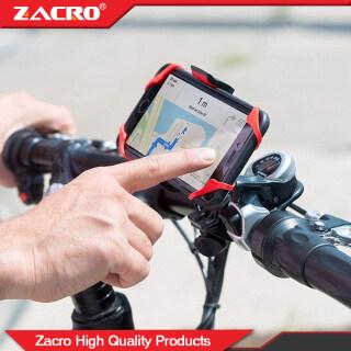 Zacro Giá Đỡ Gắn Ghi Đông Xe Máy Xe Đạp Leo Núi Giá Đỡ Điện Thoại Với Dây Đeo Hỗ Trợ Silicon Cho Iphone Samsung XIAOMI GPS thumbnail