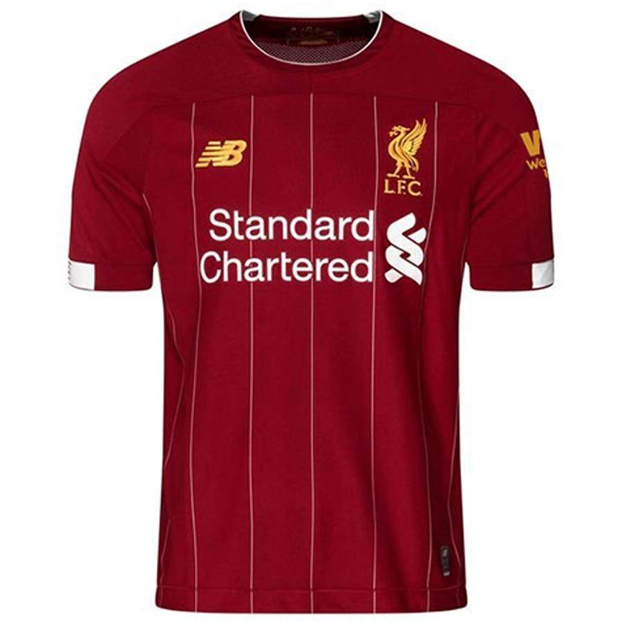 newest 84a52 1a7ee [New] Liverpool_ Jersey Home 2019/20 for Men EPL shop-men-football-jerseys  Ready Stock [LVP]
