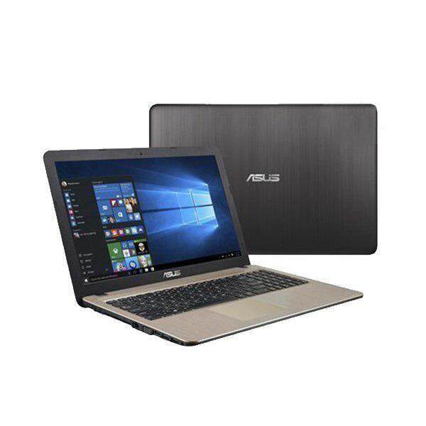 Asus Vivobook Max X541N-AGO280T Multimedia Laptop  Celeron N3350 4GB RAM 500GB HDD 15.6 inch Screen W10 Black Version 1 Year Warranty Malaysia