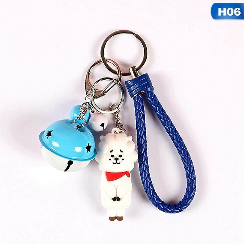 Meiyang Kpop Bts Bt21 Gantungan Kunci Kartun Gantungan Kunci Tas Rantai Aksesori Liontin Gantungan Kunci Perhiasan By Meiyang.