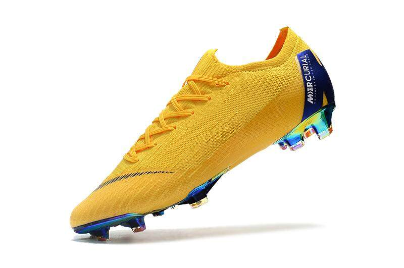 310dc4c453f Product details of 2019 Football Shoes New Football Boots Original Knit  Men s Soccer Shoes XII 12 CR7 PRO FG Cleats Football Shoes Size 35-45