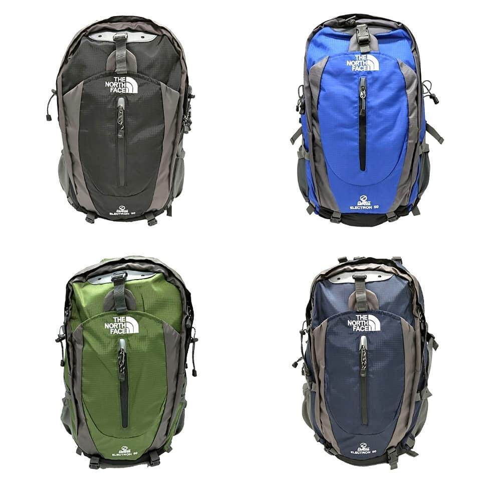 8c18250aff High Grade Flight Series North Face Backpack 50 L Travel Sport Hiking Rain  Cover