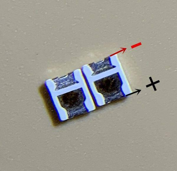 200PCS Original For LG LED LCD TV backlight lens beads 1W 3v 3528 2835 lamp beads cold white light