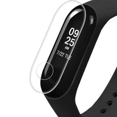 3Pcs Protective Screen Film for Xiaomi Mi Band 3 Smart Bracelet (TRANSPARENT) Malaysia