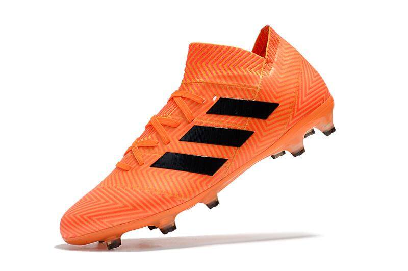 5a17be8e2e62 New High Ankle Football Boots Superfly Original Knitted FG Nail Nemeziz  Adult Men s Soccer Shoes Messi