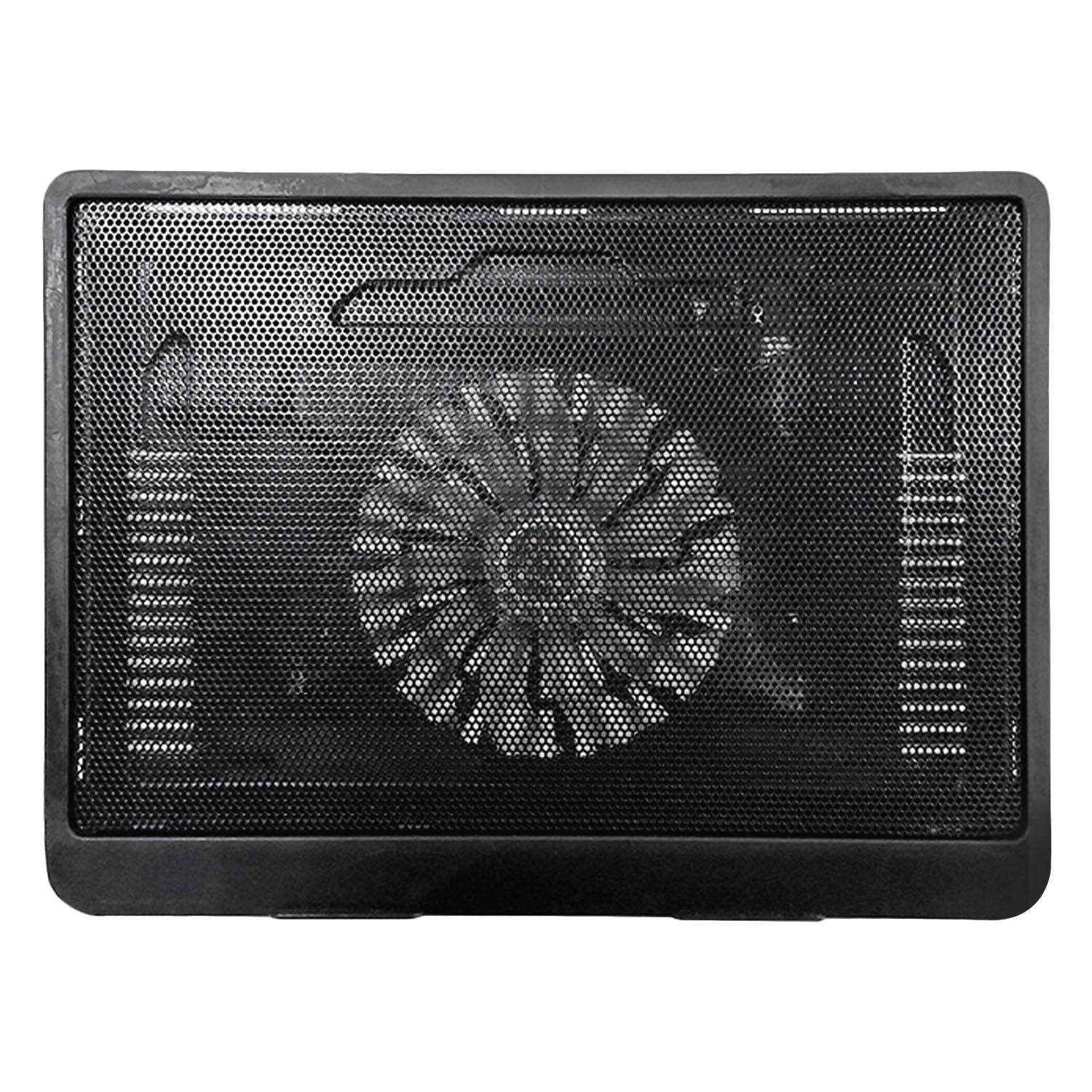 Portable USB Cooling Pad Ultra-Slim Quiet Laptop Notebook Cooling Base Stand Cooler with Oversized Fan 14 inch