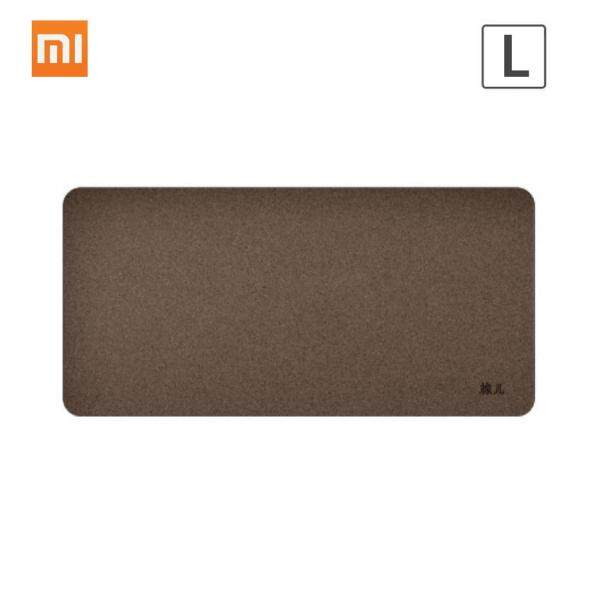 Xiaomi Mijia Mouse Pad Computer Laptop Desk Pad Soft Oak Wood Grain Water Resistance Mouse-pad for Office Gaming