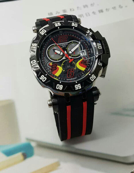 TISSOT_TRACE_MOTO_GPLIMITED EDITION WITH STEEL ORI BOX SHOCKING DEAL Malaysia