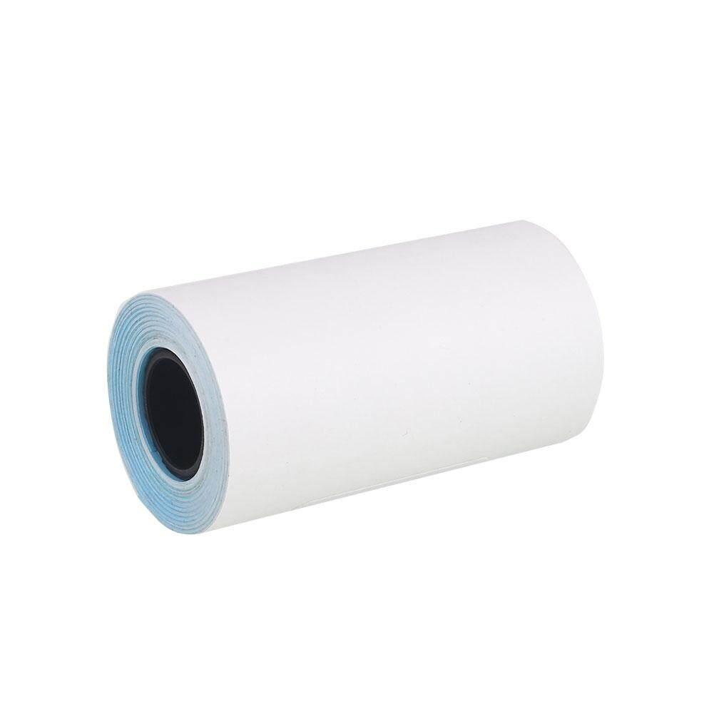 Nữ Store Thời Trang Công Nghệ Bán!!!!!!!!! giấy in máy Dán Giấy Cuộn Tiện Lợi Dán 57*30mm Nhãn Bóng