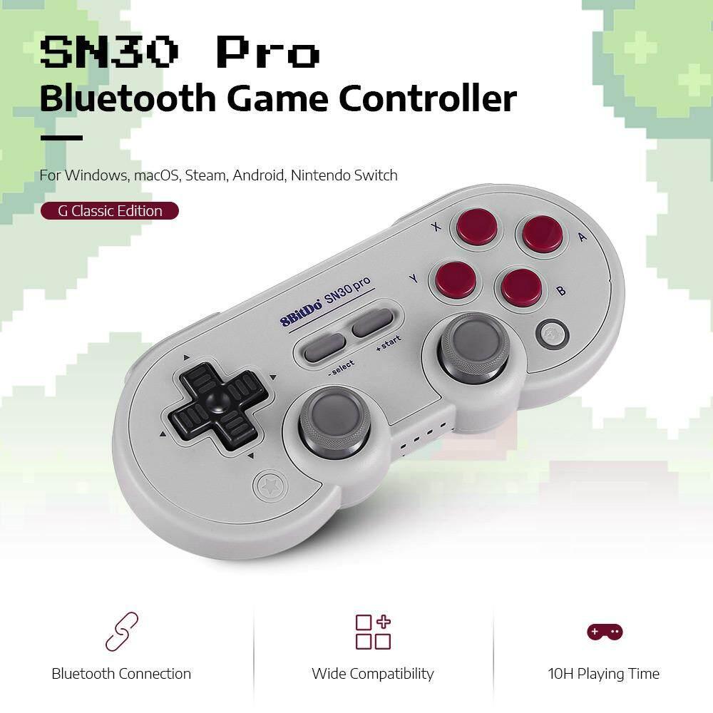 8Bitdo SN30 Pro G Classic Edition Wireless Bluetooth Gamepad Game Controller Joystick For Mac mode Nintendo