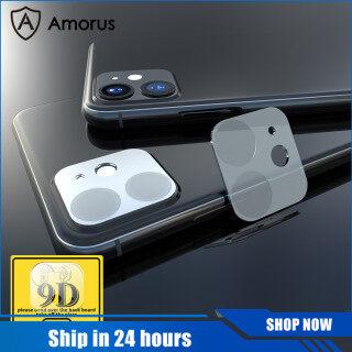 AMORUS Miếng dán bảo vệ camera 6.1 inch kính cường lực cho IPHONE 11 - INTL thumbnail