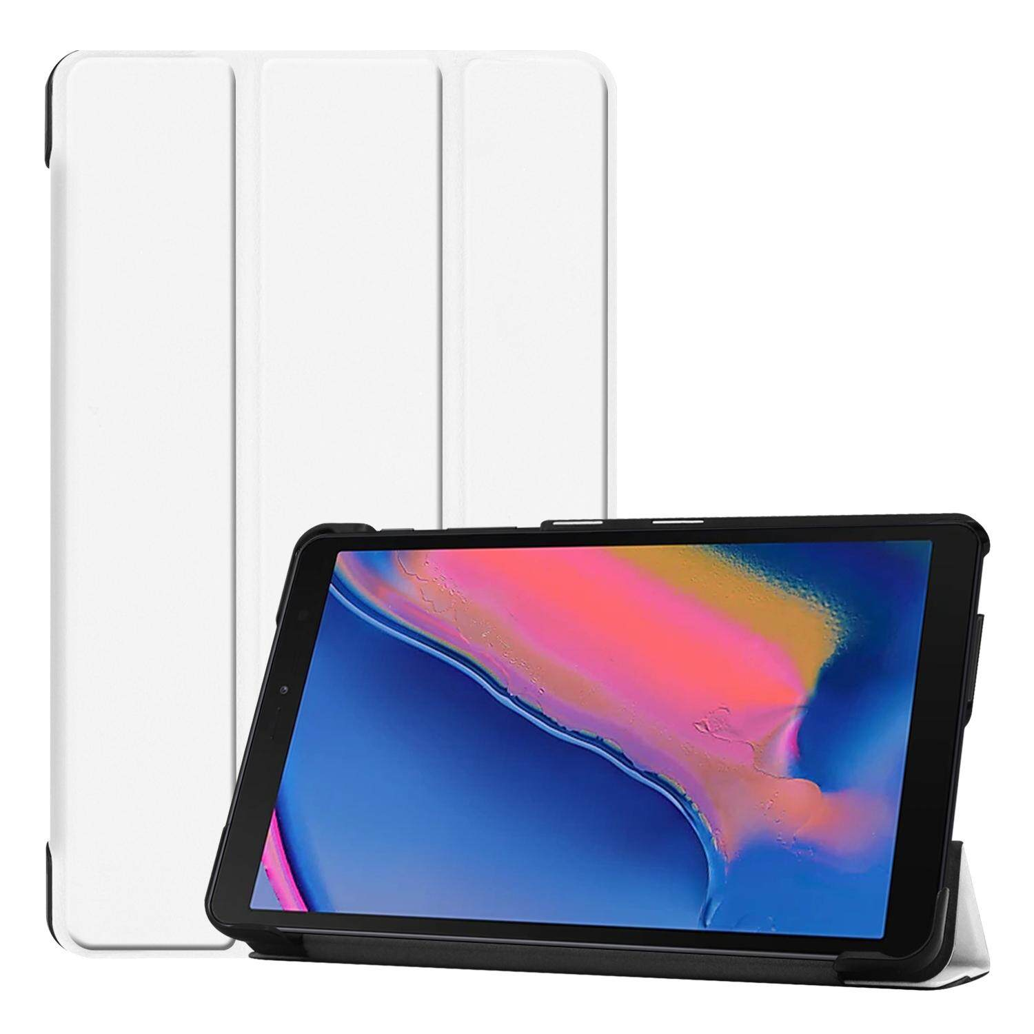 DWaybox PU Leather Case For Samsung Galaxy Tab A 8 (2019) P200 P205 Folding