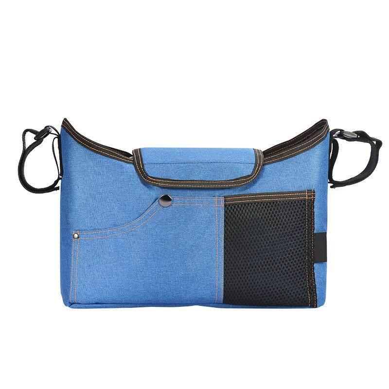 Universal Lightweight Jogger Diaper Bag Organizer Baby Stroller Accessories