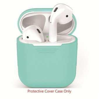 เคสซิลิโคนครอบผิวป้องกันสำหรับ Apple airpod CHARGING Case ชุดหูฟังบลูทูธเคสซิลิโคน