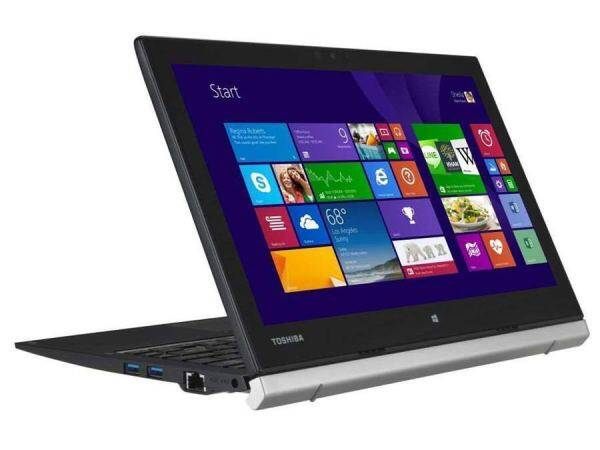 Toshiba Portege M5 8GB RAM 128GB SSD FHD Touch Display Dual Battery Dual Camera Detachable with Stylus Pen Win 10 Pro Malaysia