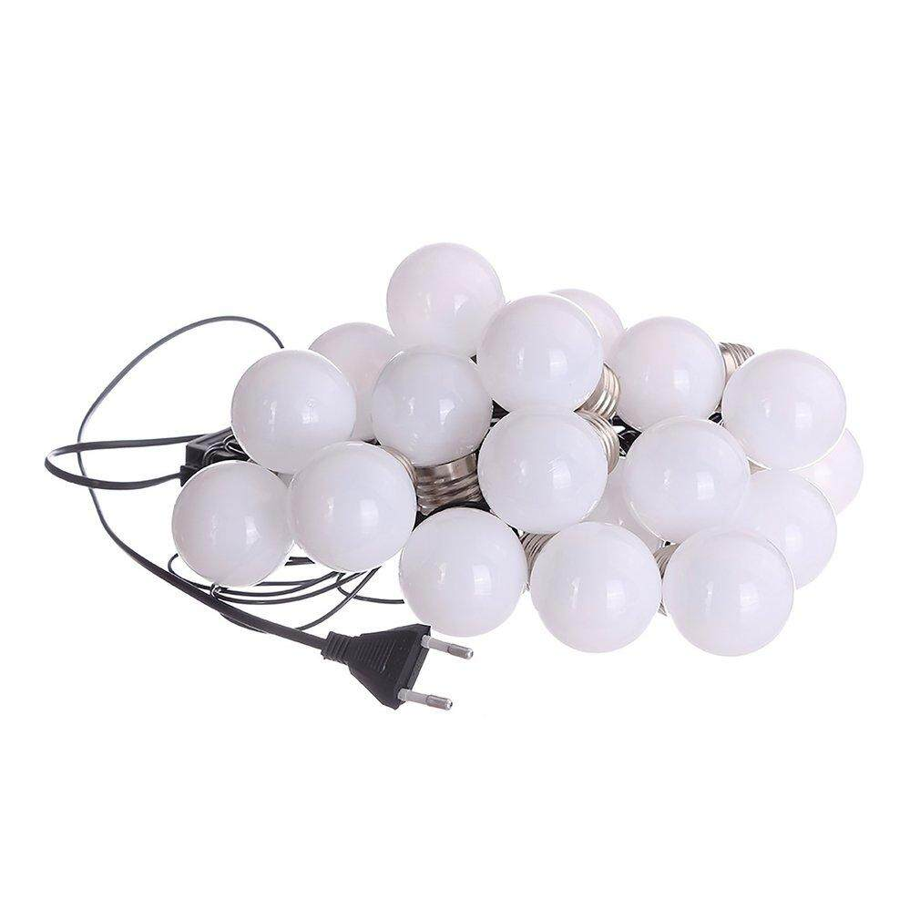 Best Sellers 20 LED ball high hardness bulb indoor holiday decoration light string Singapore