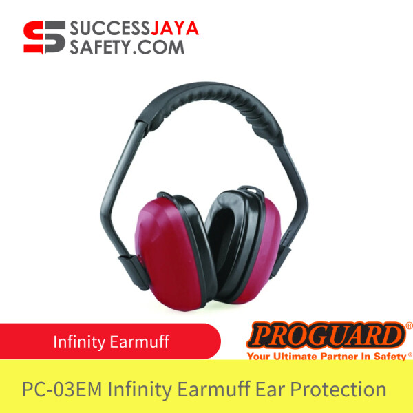 Proguard Infinity earmuff hearing protection Safety Ear Muff Anti-Noise Protector Hearing Protector Earmuffs Industrial Grade
