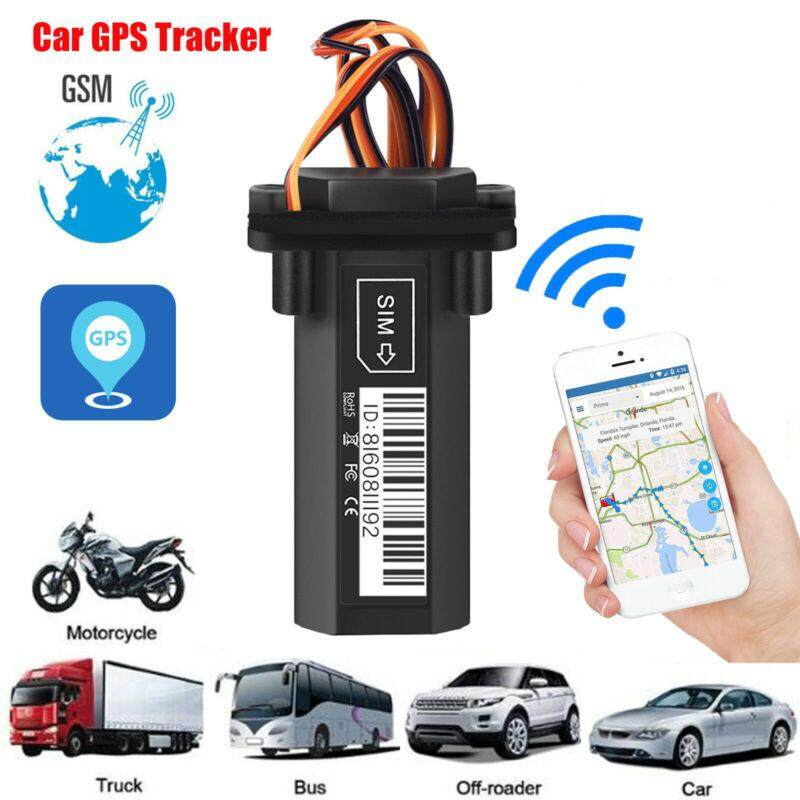 Baitao GT02 Realtime GPS GPRS GSM Tracker For Car/Vehicle/Motorcycle Spy  Tracking Device