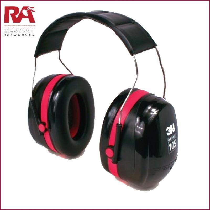 3M H10A PELTOR OPTIME 105 SERIES OVER-THE-HEAD EAR MUF