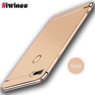Ốp điện thoại OPPO A11K A37 A31 2020 OPPO A7 A5S A12 OPPO Reno 2F, Ốp cứng siêu mỏng 3 trong 1 sang trọng thumbnail