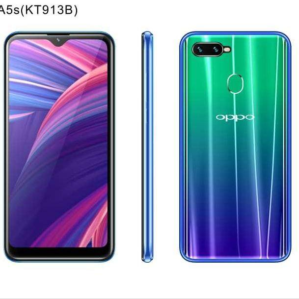 Oppo A5s_oem set 6 3inch display 4g Lte dual sim 3gb ram 32gb rom[1 year  warranty]
