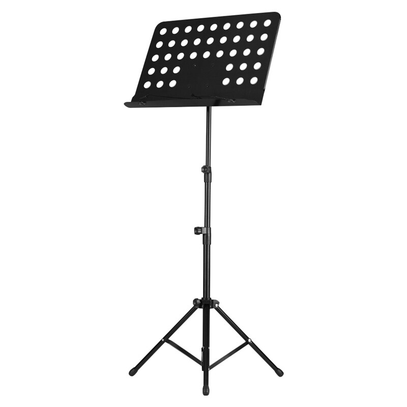 Portable Metal Music Stand Detachable Musical Instruments for Piano Violin Guitar Sheet Music Guitar Parts Accessories