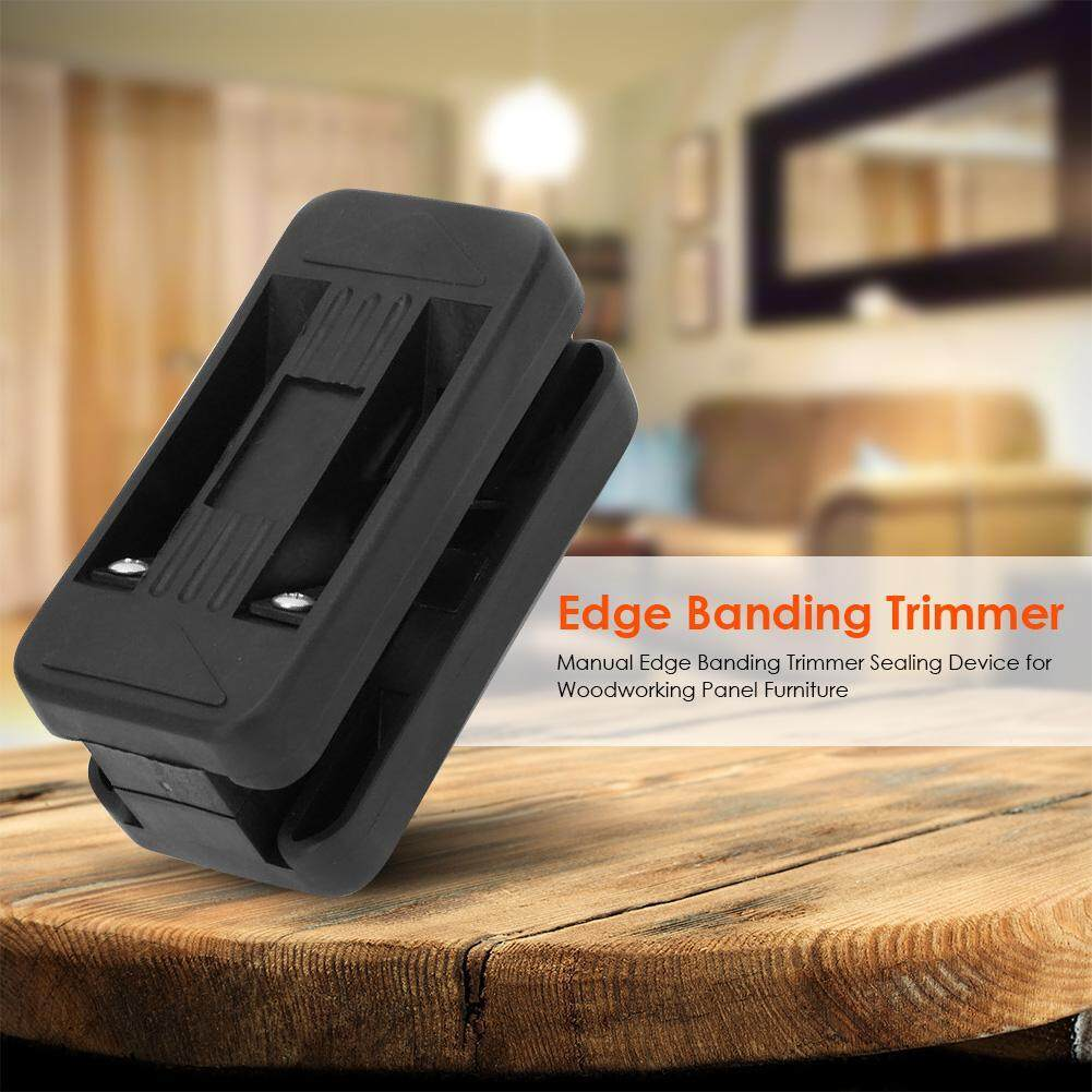 Manual Edge Banding Trimmer Sealing Device for Woodworking Panel