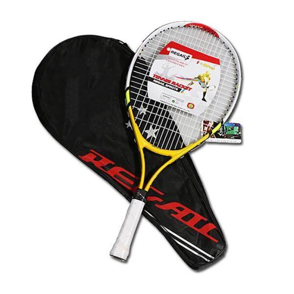Bảng giá Trẻ Em Junior Trẻ Em Thể Thao Tennis Hợp Kim Nhôm PU Tay Cầm Vợt Tennis