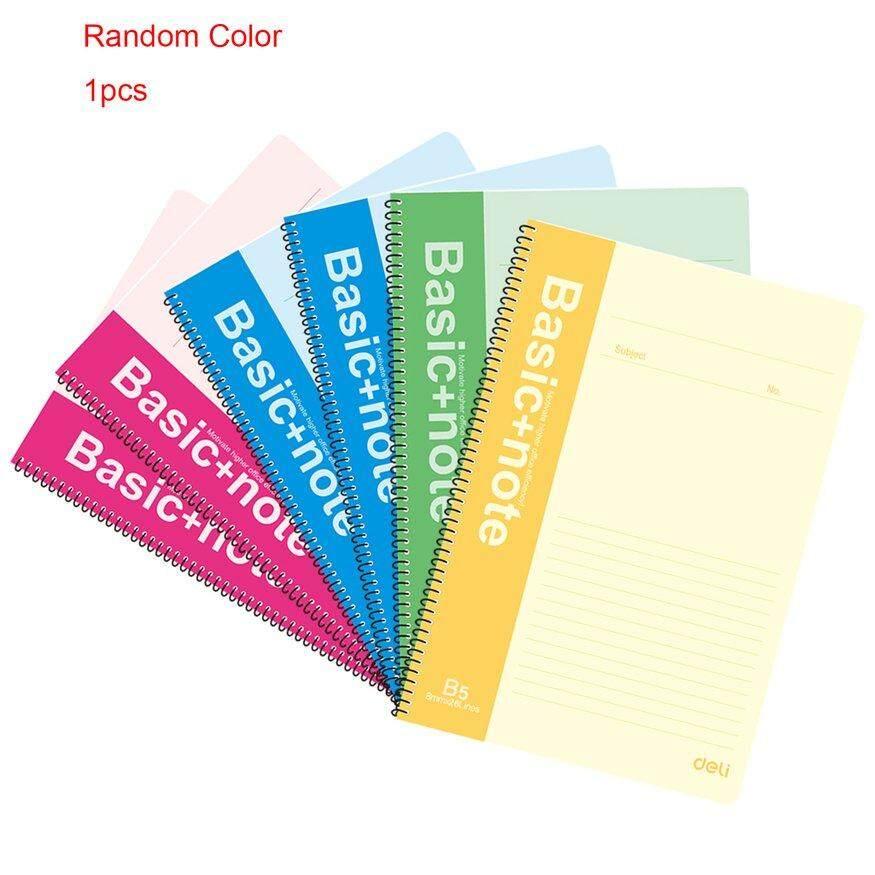 Top Deal Deli 7693 B5 Notebook Spiral 60 Lembar Sekolah Kantor Persediaan Buku Bisnis By Legendseller