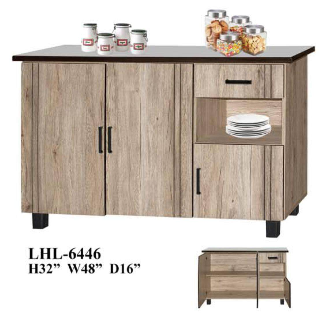 4ft Low Kitchen Cabinet (Deliver & Installation Within Klang Valley)
