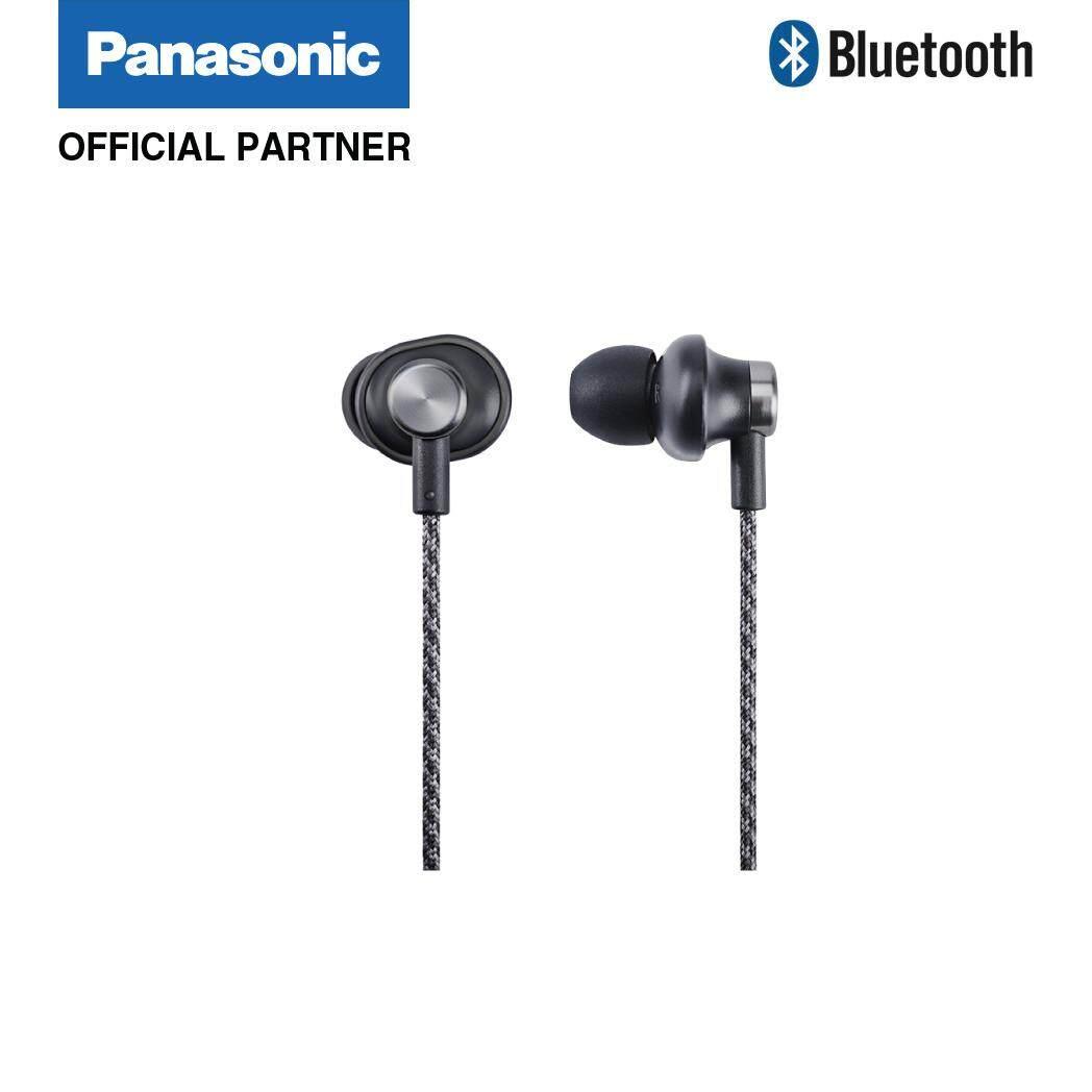 6159c3ff67c Panasonic RP-HTX20 In-Ear Wireless Bluetooth Headphones (Black/ Grey/ Red