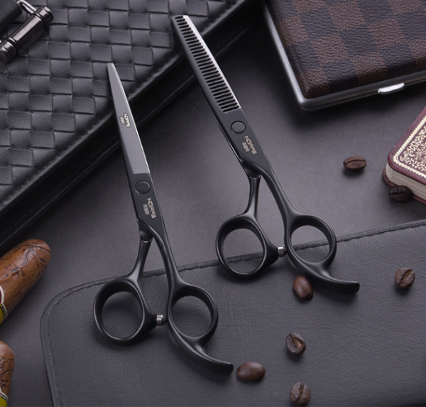 Buy 6.0  Hairdressing Scissor Hair Professional Thinning Shears Set Hair Cutting Barber Scissor Singapore