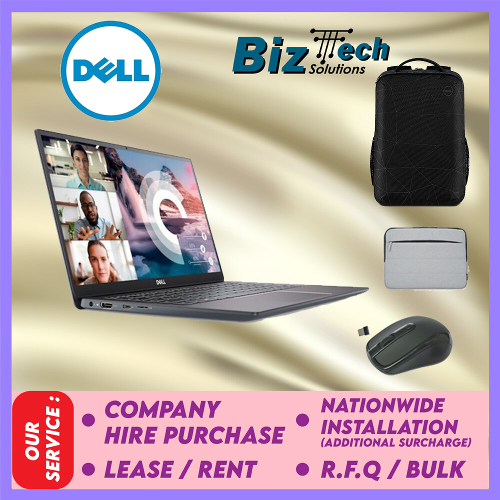 Dell Vostro 5391 [Free Backpack+Mouse+Sleeve] Commercial Laptop Leasing Rental Hire Purchase Installment Malaysia