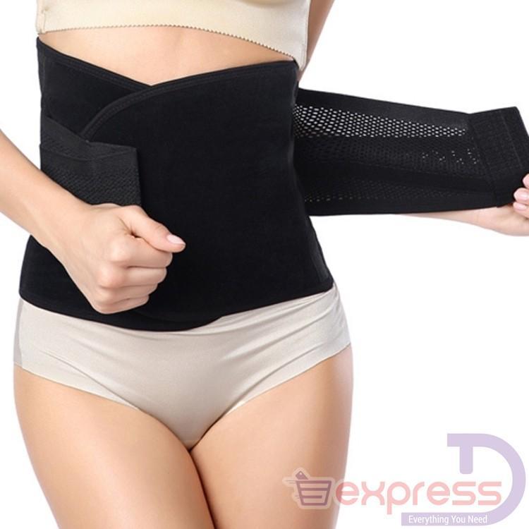 Body Shaper Waist Trimmer Postpartum Support Belt Bengkung Modern Corset Girdle