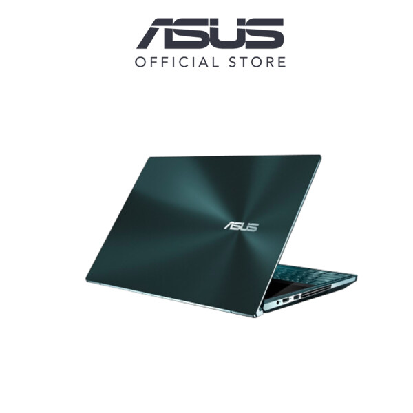 Asus Zenbook Pro Duo UX581G-VH2033T 15.6 4K UHD Touch Laptop Celestial Blue ( I7-9750H, 32GB, 1TB SSD, RTX2060 6GB, W10 ) Malaysia