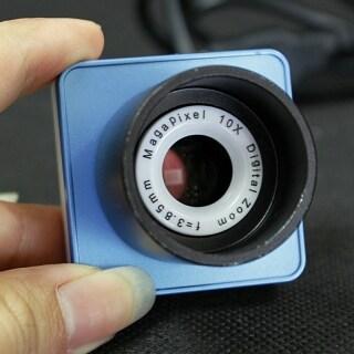 Kính Thiên Văn 1.25 Inch, Kỹ Thuật Số Điện Tử Thị Kính Máy Ảnh Cổng USB Chụp Ảnh Thiên Văn Dành Cho Trẻ Em Trẻ Em Người Lớn thumbnail