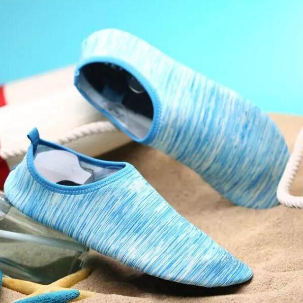 【CW】 Giày Đi Nước Mùa Hè 2020 Cho Nam Giày Thể Thao Nữ Đi Biển, Giày Thể Thao, Giày Lưới Thể Thao Tập Yoga Bơi Lội Lướt Sóng Ngoài Trời Đàn Ông giá rẻ