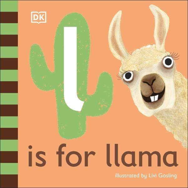 L is for Llama + EXCLUSIVE FREE GIFTS Malaysia