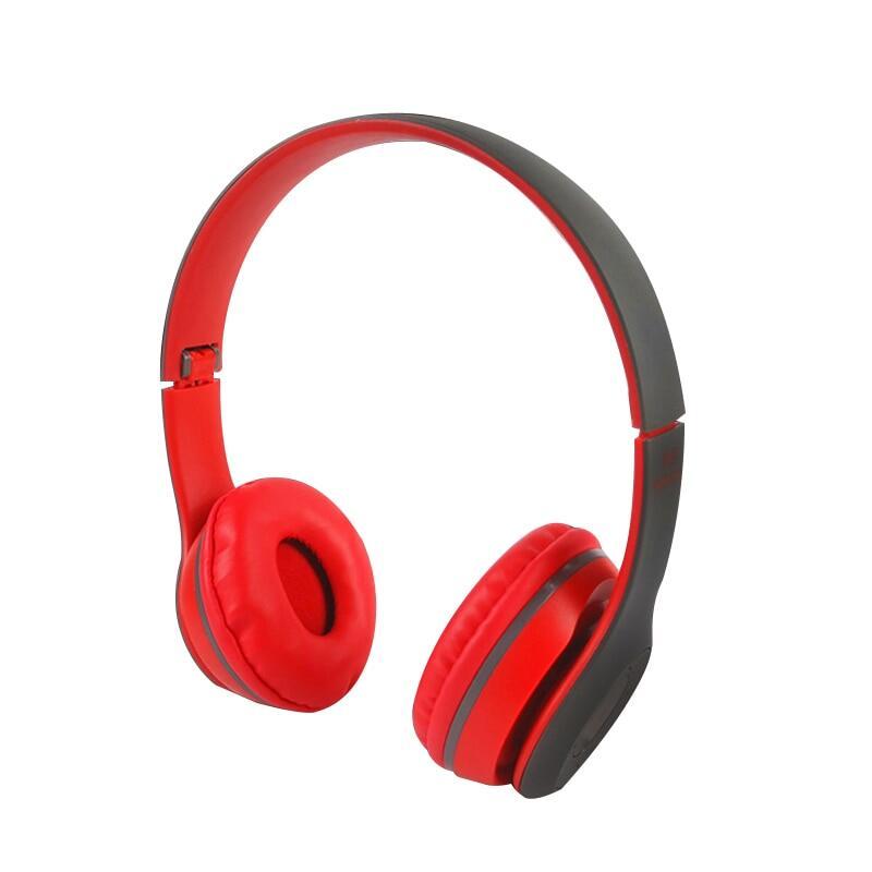 Mới Nhất Có Thể Gập Lại Tai Nghe Bluetooth, Tai Nghe Không Dây Âm Thanh Nổi Hifi Với Micro, Hỗ Trợ Thẻ SD Thể Thao Tai Nghe Chơi Game