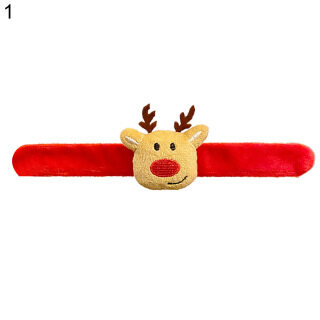 Vòng Tay Vỗ Tay Đồ Chơi Hình Tròn Vòng Tay Tát Sáng Tạo Chủ Đề Giáng Sinh Ông Già Noel thumbnail