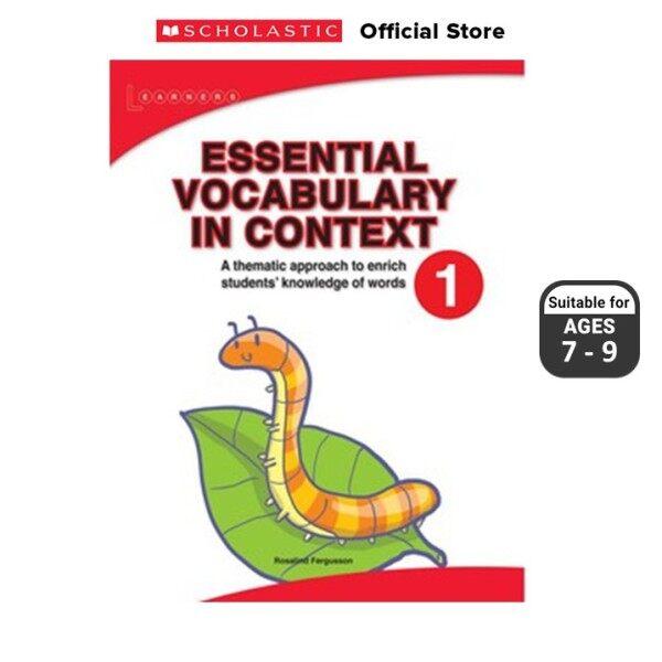Vocabulary Practice 1 (ISBN: 9789814399548) Malaysia