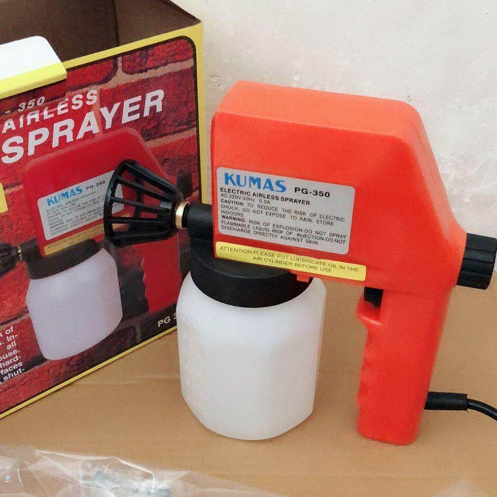 600 Ml Electric Airless Tinggi Tekanan Sprayer House Pagar Room Painting Alat Internasional Electric Airless Sprayer Philippines