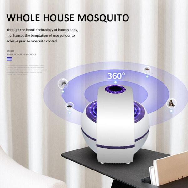 Joymo Bán Chạy Đèn Muỗi Trong Nhà Hộ Gia Đình Điều Khiển Muỗi USB Đuổi Muỗi