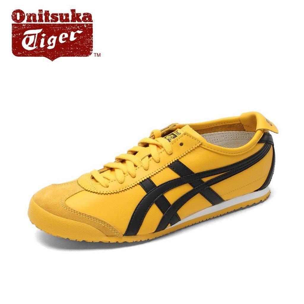 san francisco e5df8 cbc0e Onitsuka Tiger Mexico66 Yellow/Black DL408-0490