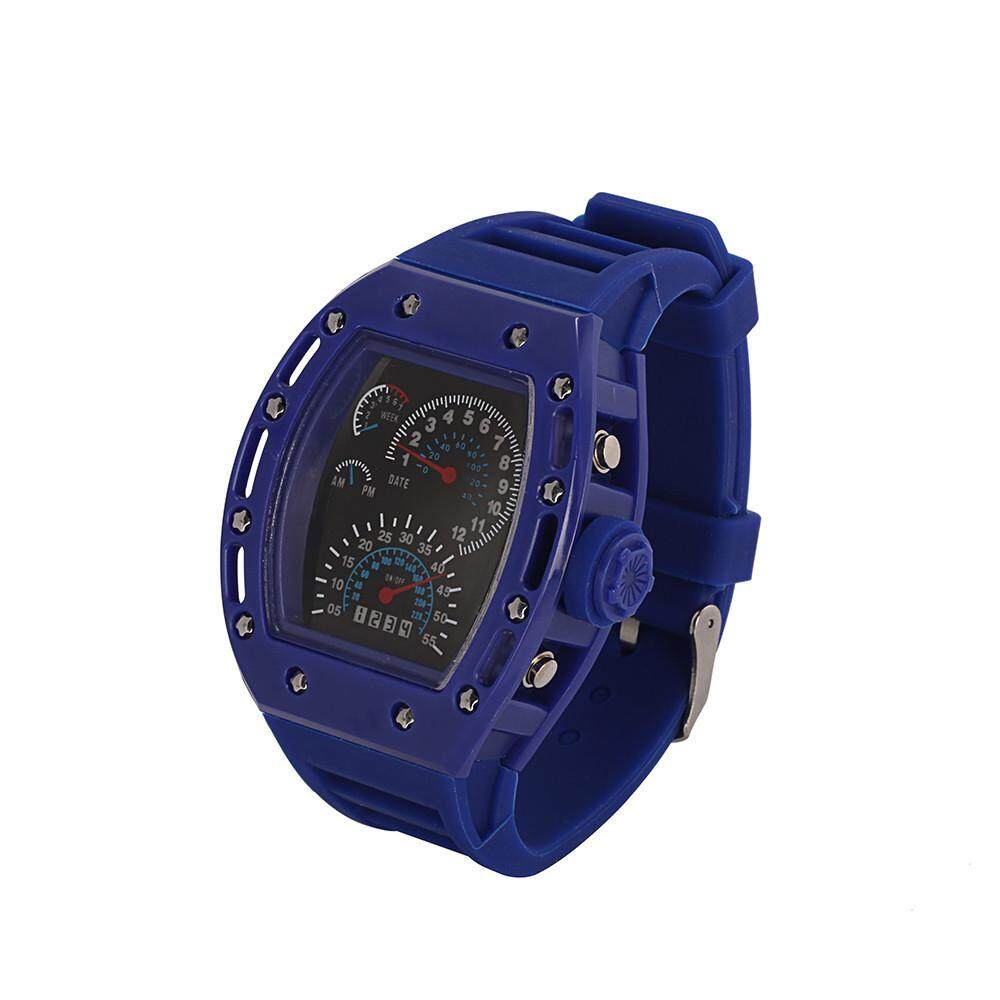 Sports Watches Sports Waterproof Alarm Multi Function Luminous Outdoor Mens Electronic Watch Malaysia