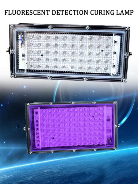 [Mới 2021] Đèn LED Chiếu Tia Cực Tím Đèn Phát Hiện Huỳnh Quang Đèn Tạo Không Khí Cho Bữa Tiệc Sân Khấu